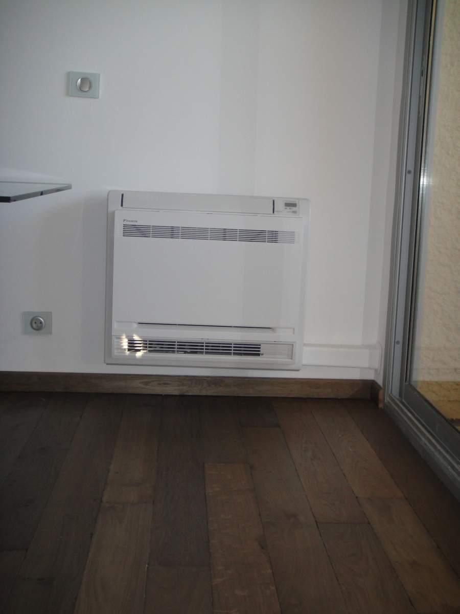 daikin climatisation console