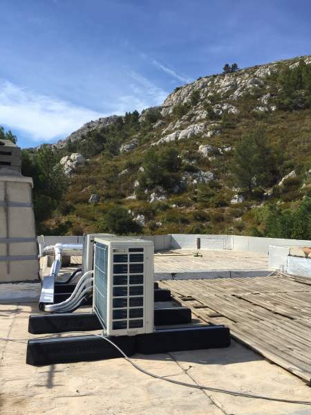 Groupe Multi Daikin MXS50H