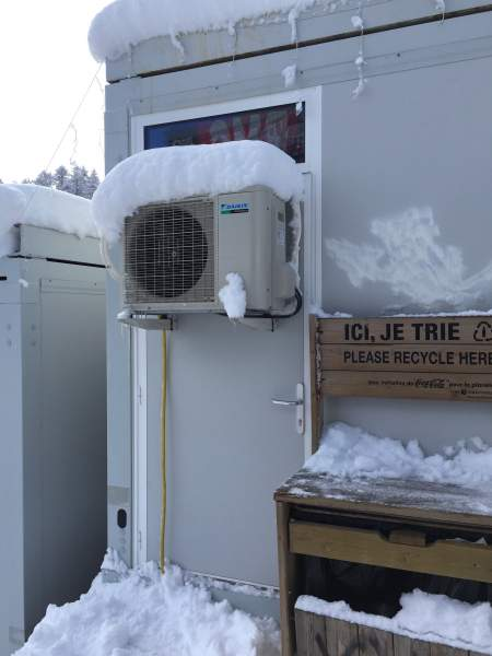 Daikin RXS35K condition Extreme